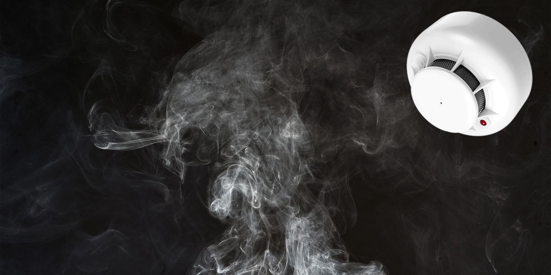 Дымовой извещатель «Шмель»